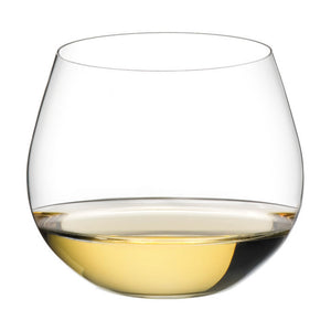 RIEDEL Stemless 0 Chardonnay Set of 2