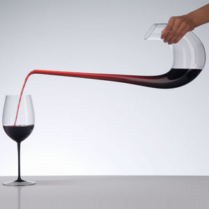 Riedel Swan Decanter