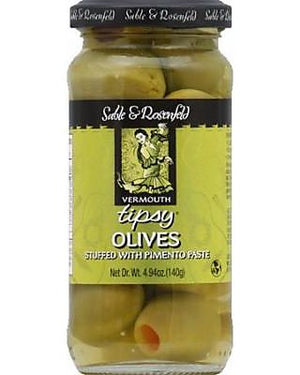 Tipsy Olives by Sable & Rosenfeld