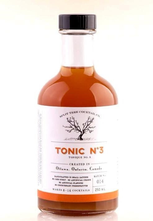 "Split Tree Tonic #3 - Made in Canada and featured on Dragon""s Den"