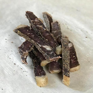 Biltong Beef Sticks - Ready to Eat - chewy sticks
