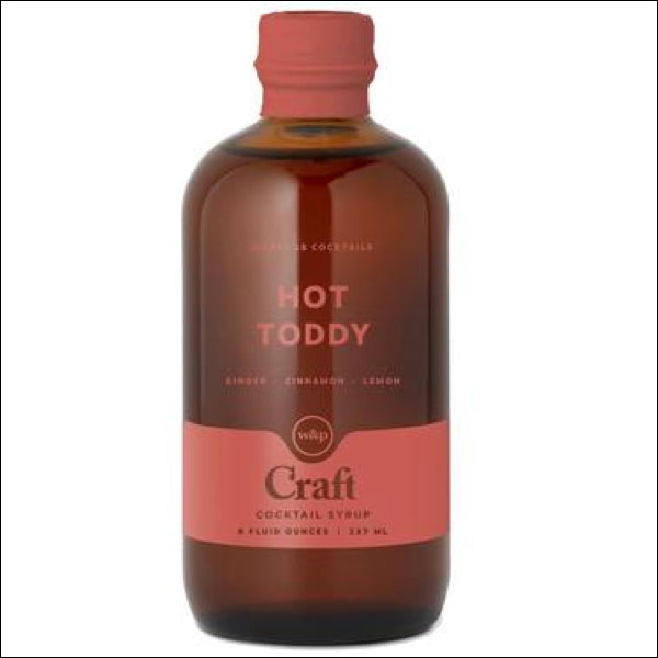Hot Toddy Craft Cocktail Syrup