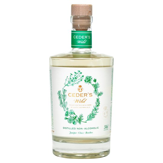 Ceder's Gin Alcohol Free Spirits