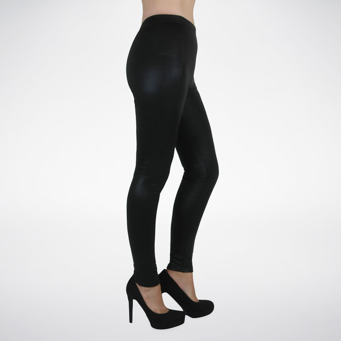 Disco Night Shimmer Ankle Leggings