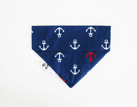 Anchor Slip on Bandana