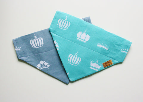 Crown Slip on Bandana