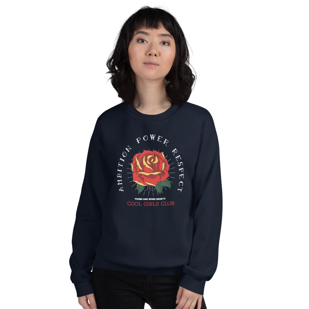 Cool Girls Club Sweatshirt