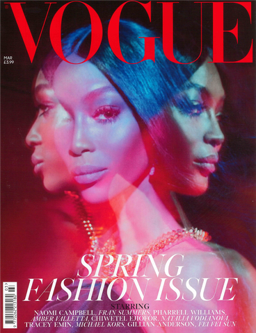 Vogue UK Cover Image