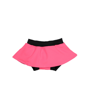Skirted Shorties - Hot Pink