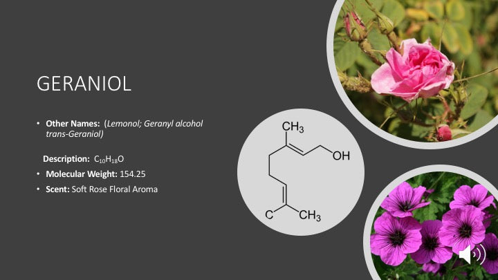 Advanced Aromatherapy -  Chemical Constituent Profiles in Essential Oils