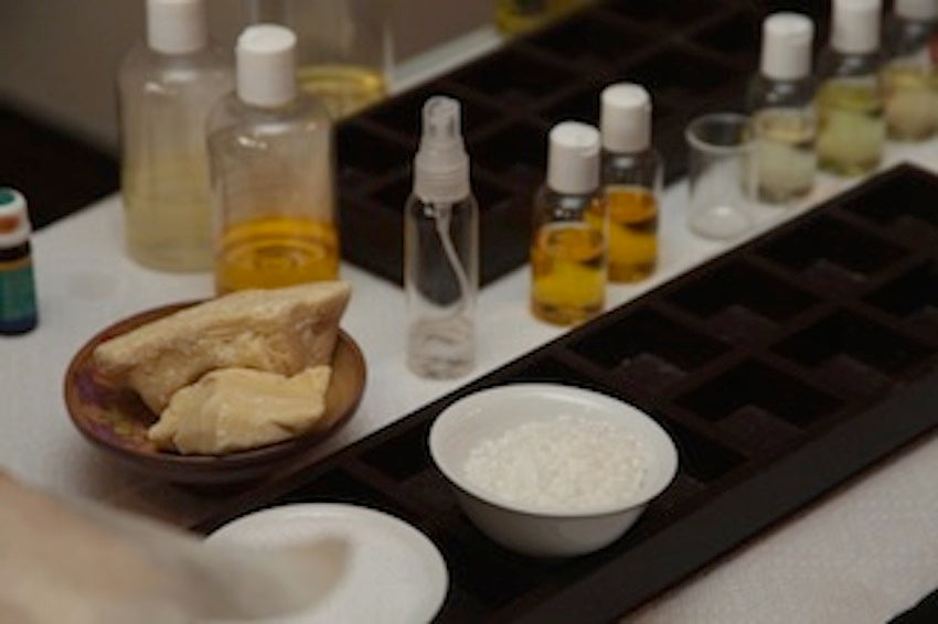 Natural Botanical Creams & Lotions Program