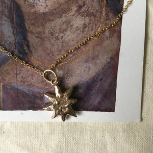 A S T R A Star Necklace