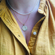 Load image into Gallery viewer, M A G I C  Coin Necklace in Solid 9ct Gold