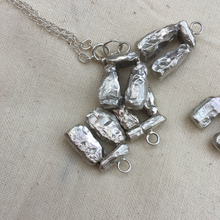 Load image into Gallery viewer, S A C R E D  S T O N E S  Sterling Silver Necklace
