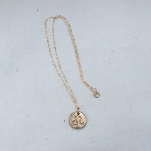LEO Reversible Necklace