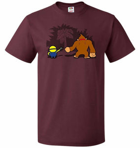 A Common Interest Unisex T-Shirt - Maroon / S - T-Shirt
