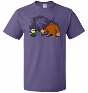 A Common Interest Unisex T-Shirt - Purple / S - T-Shirt