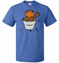 Load image into Gallery viewer, A Pot Full Of Candies Unisex T-Shirt - Royal / S - T-Shirt