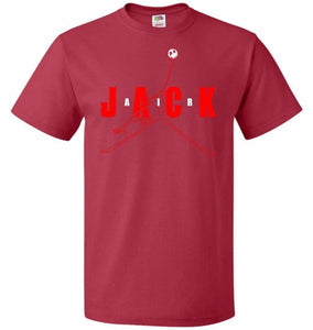 Air Jack Unisex T-Shirt - True Red / S - T-Shirt