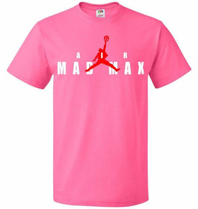 Air Mad Max Unisex T-Shirt - Neon Pink / S - T-Shirt