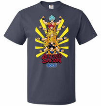 Load image into Gallery viewer, Altered Saiyan Unisex T-Shirt - J Navy / S - T-Shirt