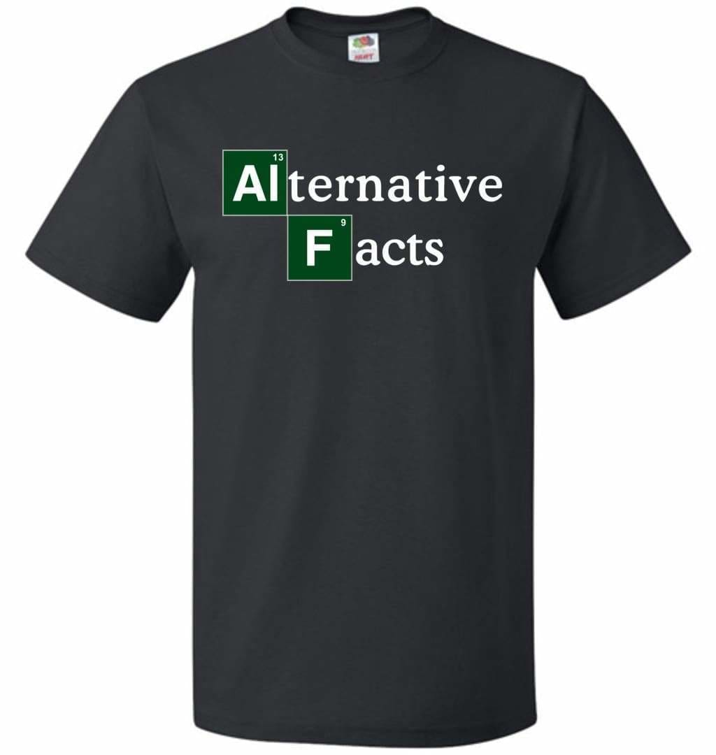 Alternative Chemical Symbol Unisex T-Shirt - Black / S - T-Shirt