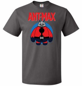 Ant-Max Unisex T-Shirt - Charcoal Grey / S - T-Shirt