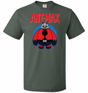 Ant-Max Unisex T-Shirt - Forest Green / S - T-Shirt