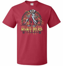 Load image into Gallery viewer, Back To Japan Unisex T-Shirt - True Red / S - T-Shirt