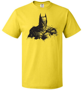 Behind The Shadows Unisex T-Shirt - Yellow / S - T-Shirt