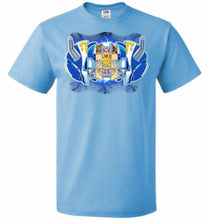 Load image into Gallery viewer, Blue Ranger Unisex T-Shirt - Aquatic Blue / S - T-Shirt
