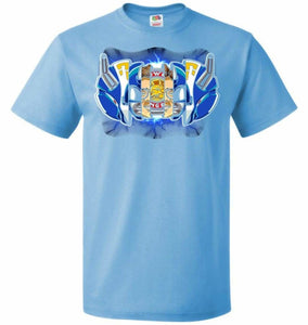 Blue Ranger Unisex T-Shirt - Aquatic Blue / S - T-Shirt