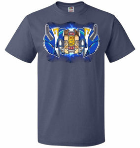 Blue Ranger Unisex T-Shirt - Denim / S - T-Shirt
