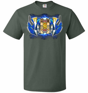 Blue Ranger Unisex T-Shirt - Forest Green / S - T-Shirt