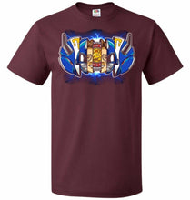 Load image into Gallery viewer, Blue Ranger Unisex T-Shirt - Maroon / S - T-Shirt