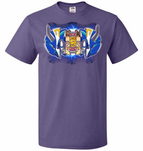 Blue Ranger Unisex T-Shirt - Purple / S - T-Shirt