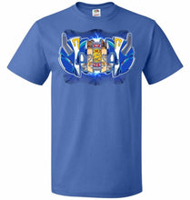 Load image into Gallery viewer, Blue Ranger Unisex T-Shirt - Royal / S - T-Shirt