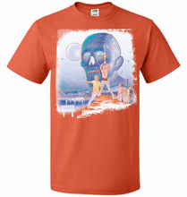 Load image into Gallery viewer, Dead Wars Unisex T-Shirt - Burnt Orange / S - T-Shirt