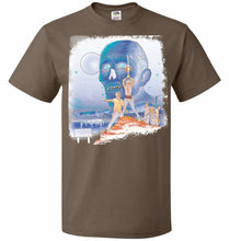 Load image into Gallery viewer, Dead Wars Unisex T-Shirt - Chocolate / S - T-Shirt