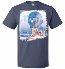 Load image into Gallery viewer, Dead Wars Unisex T-Shirt - Denim / S - T-Shirt