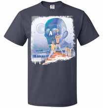 Load image into Gallery viewer, Dead Wars Unisex T-Shirt - J Navy / S - T-Shirt