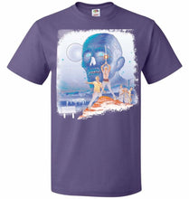 Load image into Gallery viewer, Dead Wars Unisex T-Shirt - Purple / S - T-Shirt