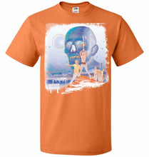 Load image into Gallery viewer, Dead Wars Unisex T-Shirt - Tennessee Orange / S - T-Shirt