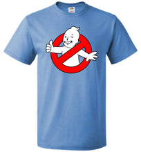 Load image into Gallery viewer, Ectoplasmic Boy Unisex T-Shirt - Columbia Blue / S - T-Shirt