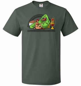Enslimed Unisex T-Shirt - Forest Green / S - T-Shirt
