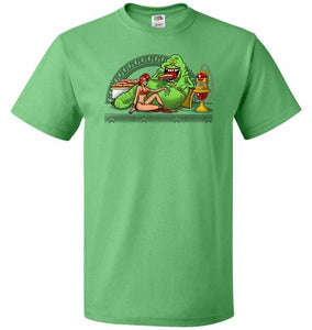 Enslimed Unisex T-Shirt - Kelly / S - T-Shirt