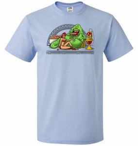 Enslimed Unisex T-Shirt - Light Blue / S - T-Shirt