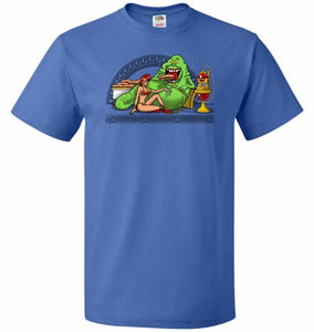 Enslimed Unisex T-Shirt - Royal / S - T-Shirt