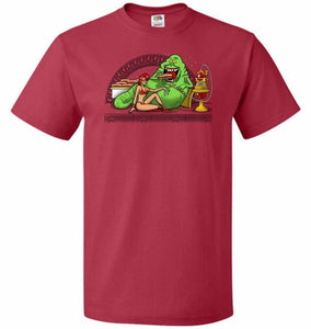 Enslimed Unisex T-Shirt - True Red / S - T-Shirt