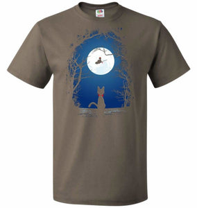 Fly With Your Spirit Unisex T-Shirt - Safari / S - T-Shirt